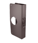 """Don-Jo 20-CW-10B- Don-Jo CW2010B 20"""" Classic Wrap Around with 2-3/4"""" Backset and 1-3/4"""" Door Oil Rubbed Bronze Finish"""
