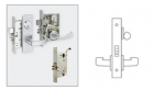Schlage  L9092LB EU - L9090/92/94 Schlage Mortise Chassis; Storeroom,  Fail Secure/Fail Safe, 24V - Less cylinder