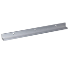 Securitron HEB-1CL-12 - Header Extenstion Bracket - 1x1x12, Clear Anodized