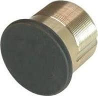 BEST 1E04RP5613 - dummy mortise cylinder-oil rubbed bronze