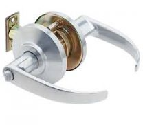 BEST 7KC30L14DSTK626 - Privacy-curved lever-satin chromium