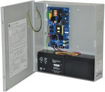 ALTRONIX EFLOW6N - Power Supply/Charger; 12/24VDC @ 6A, 2 OUT, FAI