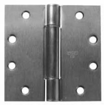 Stanley - CB1900RNRP  -  Three Knuckle concealed bearing standard weight hinge -non removable pin - satin chrome