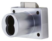 CCL 72012 - SFIC BEST - dead latching drawer lock  VH/IH multi-function - alloy