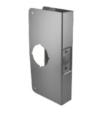 """Don-Jo 20-S-CW- Wrap Around Plate 5-3/4"""" x 20"""" x 1-3/4"""" for 2-3/4""""BS stainless steel"""