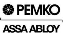 """PEMKO CFS83QC4 - Continuous geared hinge 83"""" long 4 wire - clear anodized aluminum"""