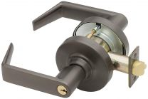 "Schlage ND80PD RHO 613 - Schlage Storeroom - 2-3/4""BS - ANSI 4-7/8"" strike - ""C"" kwy - oil rubbed bronze"